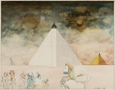 Saul Steinberg, 'Lion de Belfort', 1969
