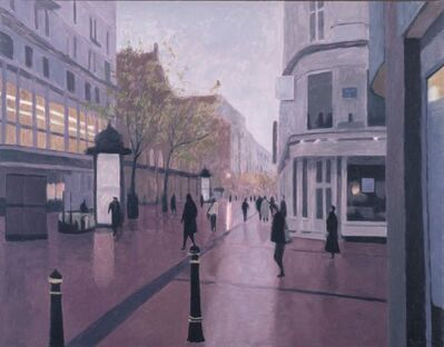 Reuben Colley, 'New Street After The Rain ', 2015