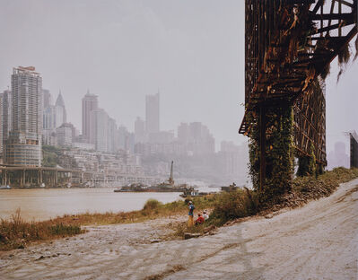 Nadav Kander, 'Chongqing II, Chongqing Municipality from Yangtze, The Long River', 2006