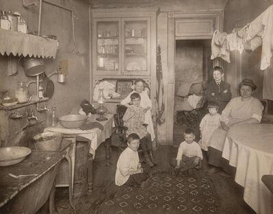 Jessie Tarbox Beals, 'Lower East Side Tenement', circa 1910