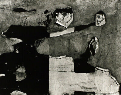 Aaron Siskind, 'Chicago 45', 1952