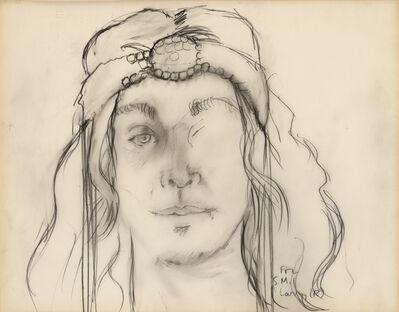 Larry Rivers, 'Portrait of Sylvia Miles'