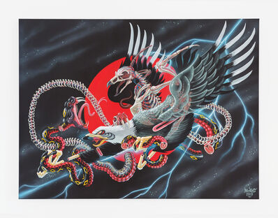 NYCHOS, 'SCREAMING FOR VENGEANCE', 2011