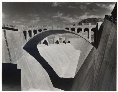 Julius Shulman, 'Boulder Dam Spillway, Nevada / Arizona', 1936