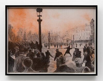 Sam Durant, 'Place de la Concorde, 1934', 2013