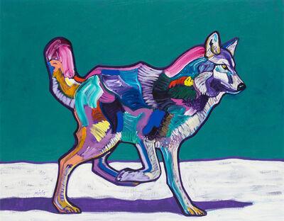 John Nieto, 'Alpha Male Wolf', 2006