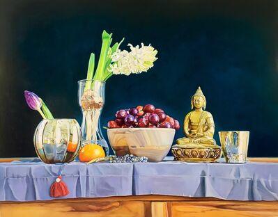 Megan Eisenberg, 'Still Life With Buddha', 2018