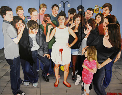Sarah Maple, 'Menstruate With Pride', 2011