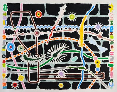 Tom Green, 'Rudder, VCCA', 1996