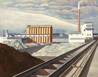 Charles Sheeler, 'Classic Landscape', 1931