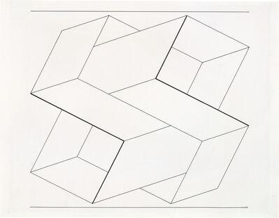 Josef Albers, 'Structural Constellation', 1962