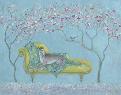 Tracy Rees, 'A Blossom Fell'
