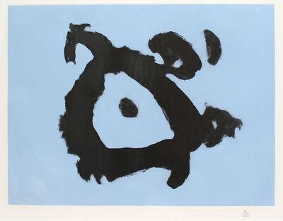 Robert Motherwell, 'The Poet's Eye', 1990