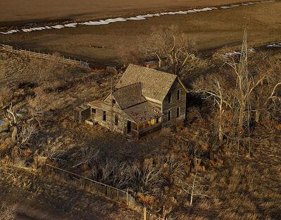 Andrew Moore, 'The Yellow Porch, Sheridan County, Nebraska', 2013