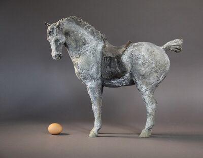 Heather Jansch, 'Magic Horse', 2015