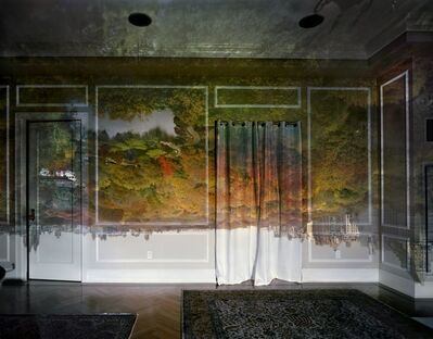 Abelardo Morell, 'Camera Obscura: View of Central Park Looking North, Fall', 2008