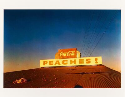 William Eggleston, 'Untitled (Peaches! Near Greenville, Mississippi)', 1971/80