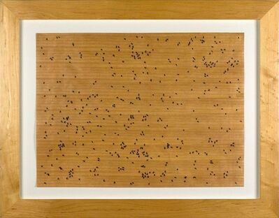 Ed Ruscha, 'Black Ants', 1972