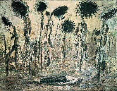 Anselm Kiefer, 'Die Orden der Nacht', 1996