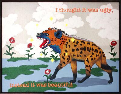 Koichiro Takagi, 'I thought it was ugly, instead it was beautiful', 2019
