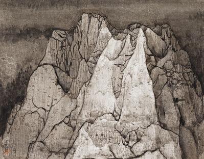 Wang Mansheng 王满晟, 'Mind Landscape Series No. 6  胸中丘壑系列6號', 2016