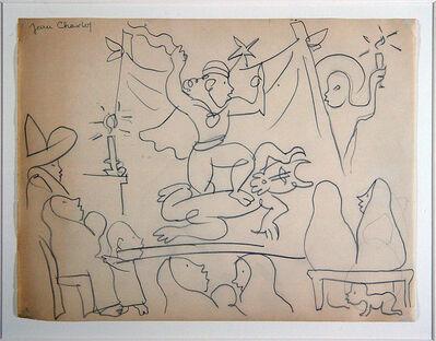 Jean Charlot, 'Untitled', 1925-1928