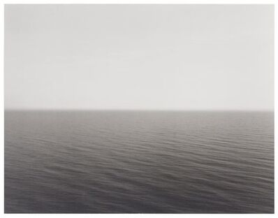 Hiroshi Sugimoto, 'Time Exposed: #367 Black Sea Inebolu 1991', 1991
