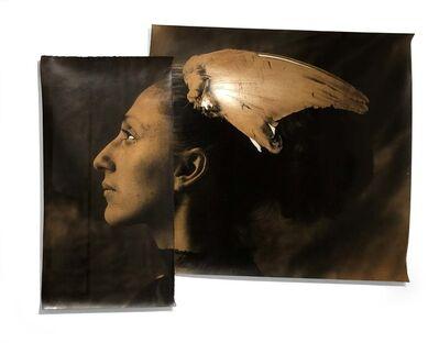 Luis González Palma, 'Icarus', 1992
