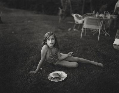 Sally Mann, 'Jessie at 7', 1988