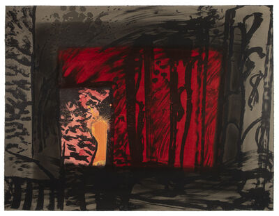 Howard Hodgkin, 'Blood', 1983