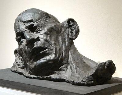 Robert Simon, 'Deposal (grounded head)', 2019