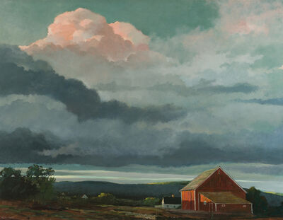 Eric Sloane, 'Big Sky', 20th Century