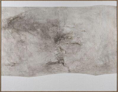 Alberto Burri, 'Bianco Plastica', 1967