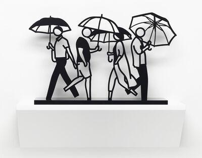 Julian Opie, 'Summer Rain', 2020