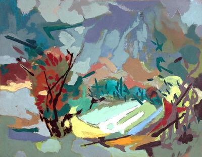 Ben Norris, 'Windward Landscape', 1956-1957