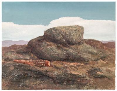 Llyn Foulkes, 'Untitled (Landscape)'