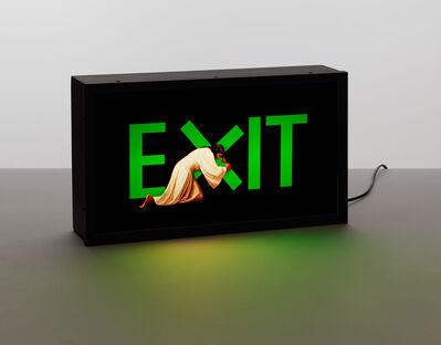Nancy Fouts, 'Exit Jesus', 2014