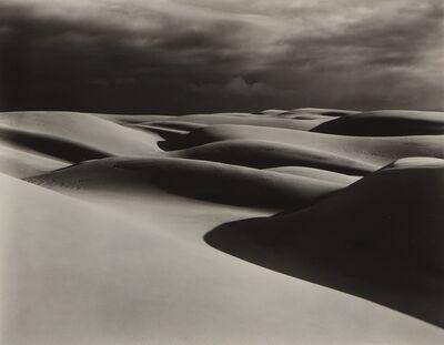 Brett Weston, 'Dunes, Shoshone, California', 1934