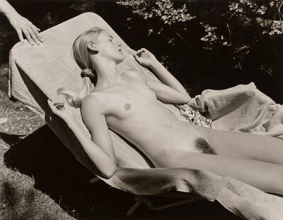 Jock Sturges, 'Misty Dawn, Montalivet, France', 1995