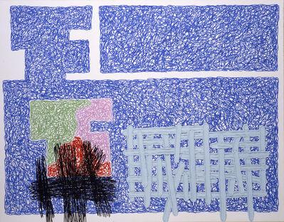 Jonathan Lasker, 'Were 8 on Its Side', 1998