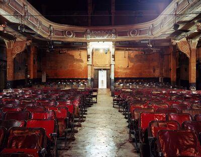 Laura McPhee, 'Minerva Theater Before Renovation, North Kolkata, 2001 4/5'