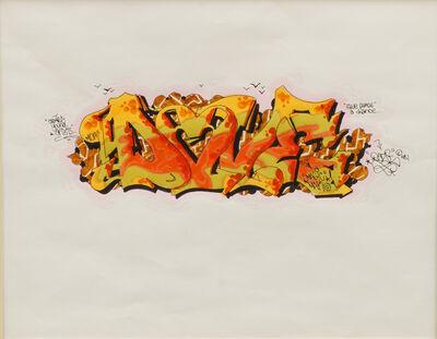 Chris DAZE Ellis, 'Dazed, Love'