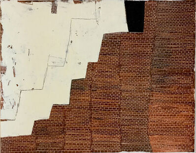 Dolores Poacelli, 'Wall_3_Steps', 2018
