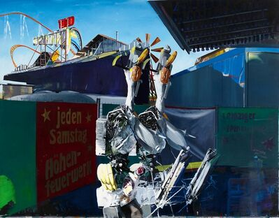 MARTIN GALLE, 'Untitled (Lady Transformers)', 2009