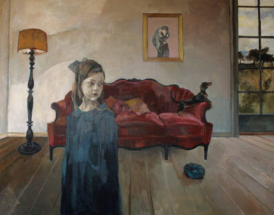 Ingebjorg Stoyva, 'Little Miss Nora', 2019