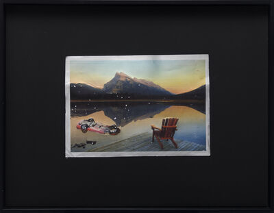 Janet Bellotto, 'Residues & Detours / Submerged at Lake Louise', 2013