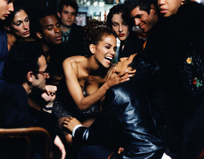 Michel Comte, 'Halle Berry', 1998