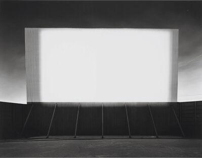 Hiroshi Sugimoto, 'Los Altos Drive-In, Lakewood', 1993