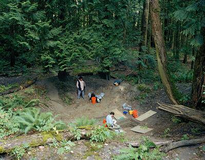 Jeff Wall, 'Fieldwork', 2003