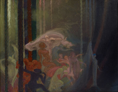 Agnes Lawrence Pelton, 'French Music', ca. 1917